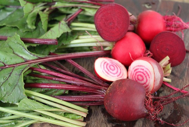 Beautiful beetroot.