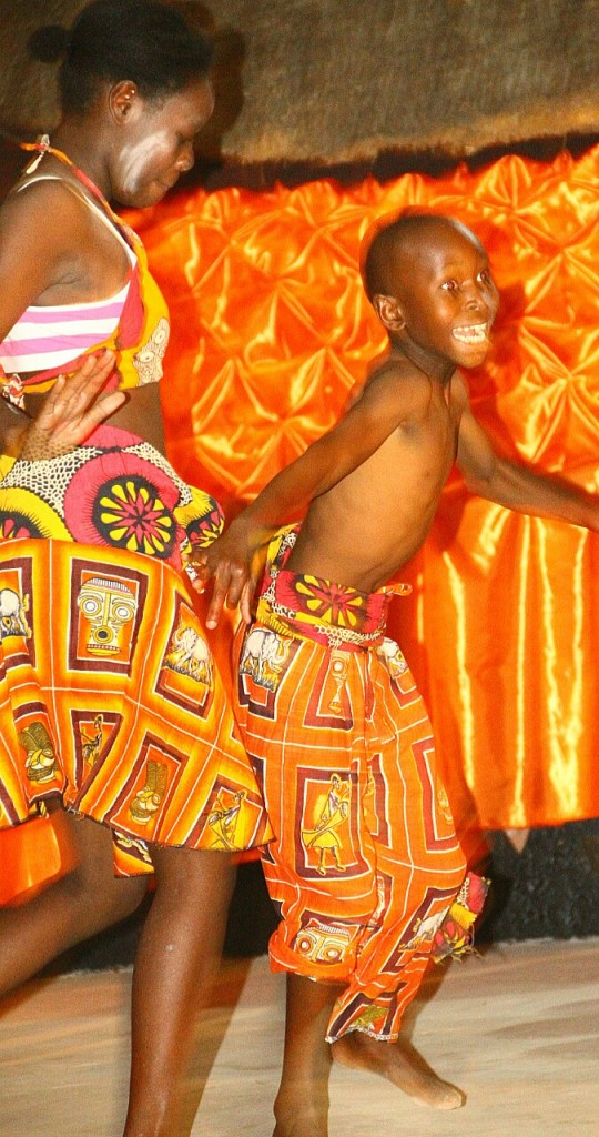 One of the smallest performers with the biggest presence (and smile).