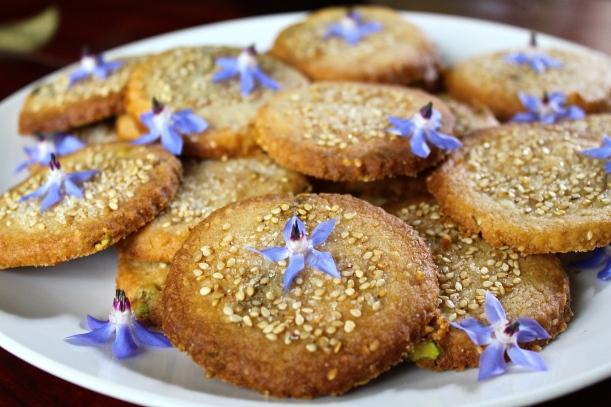 Baobab & Rose Water Cookies.